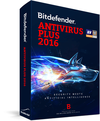Picture of Bitdefender Antivirus Plus 2016