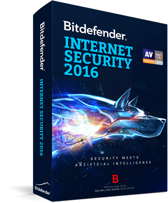 Picture of  Bitdefender Internet Security 2016